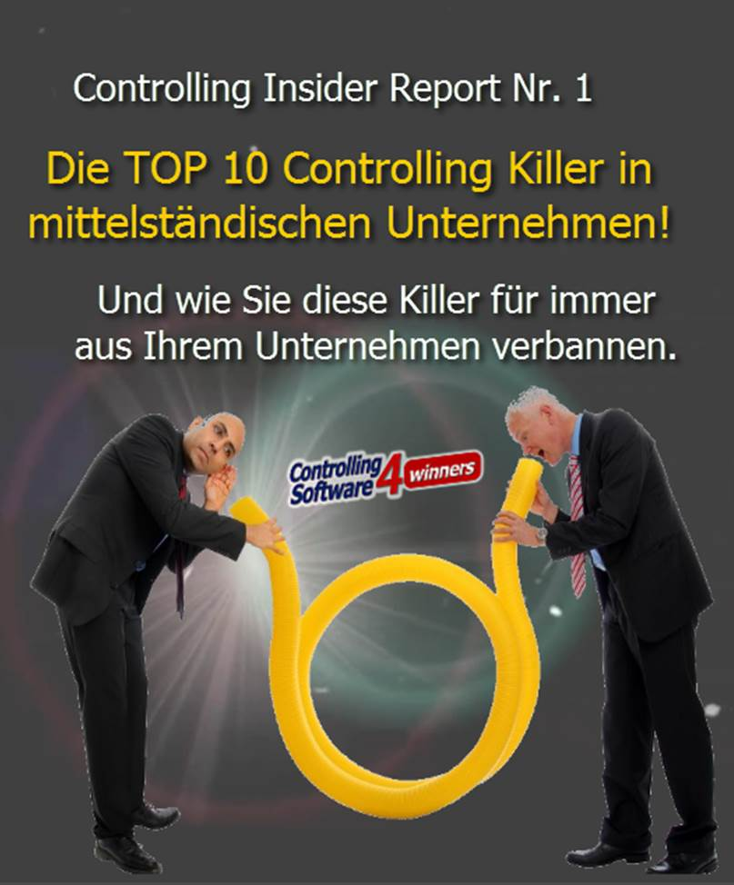 Controlling Insider Report Nr. 1