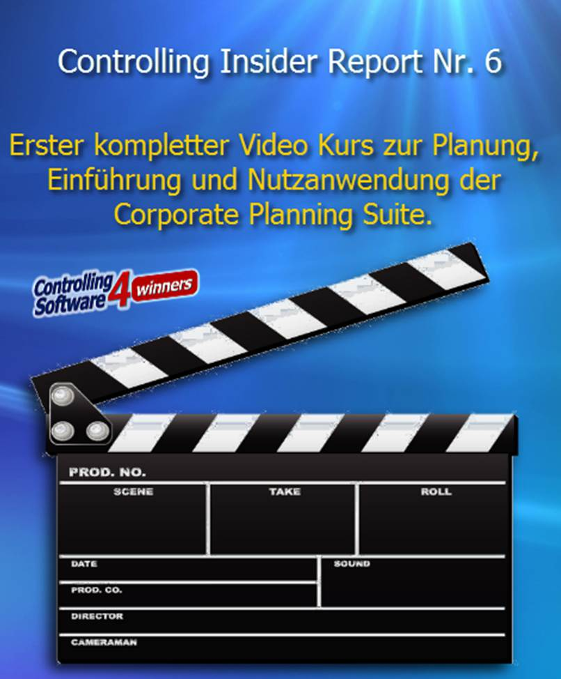Controlling Insider Report Nr. 6