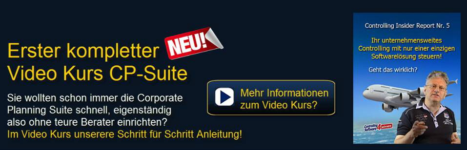 Link: zum Video Kurs Corporate Planning Suite