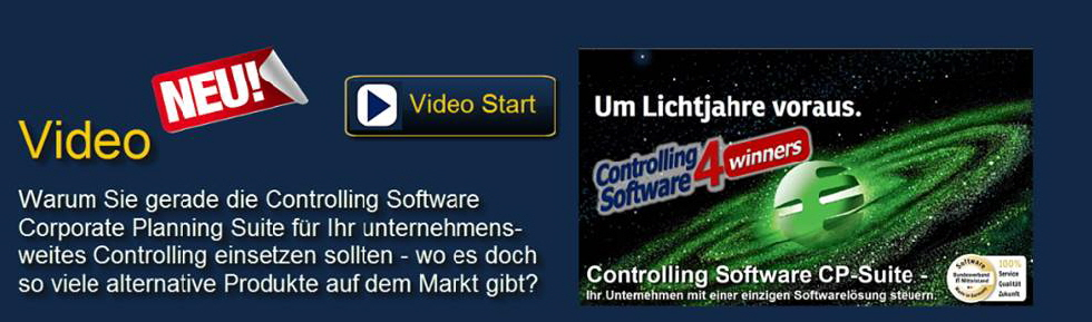 Video Start: Alle Module und Integrationen CP.Suite